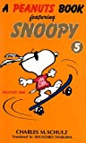 A peanuts book featuring Snoopy (5)