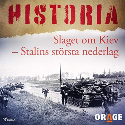 Slaget om Kiev cover art