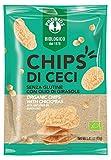 Probios Chips di Ceci Bio Senza Glutine- Confezione da 12 x 40 g