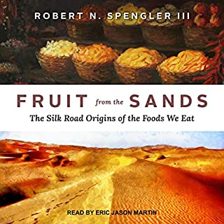 Fruit from the Sands cover art