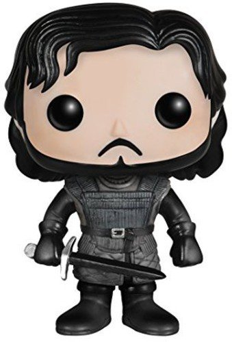 Funko Figura de Acción Game of Thrones Jon Snow Training Ground