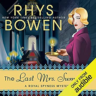 The Last Mrs. Summers cover art
