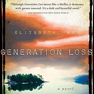 Generation Loss audiobook cover art