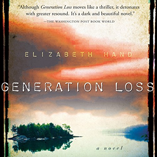 Generation Loss audiobook cover art