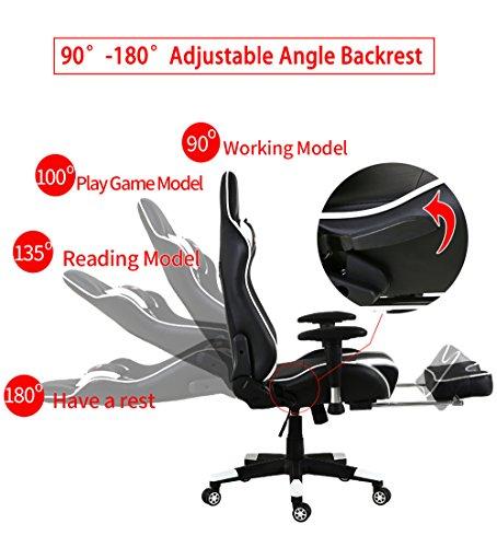 Gaming Stuhl Racing Sessel Bürostuhl kaufen  Bild 1*