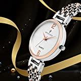 Women's Watch (Silver Colored Strap)