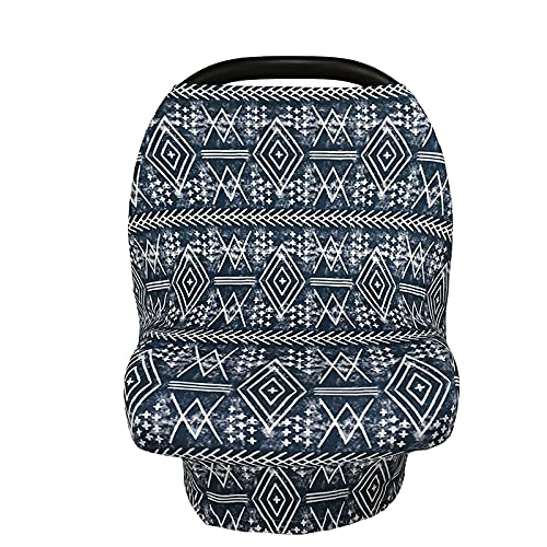 NCONCO Baby Car Seat Cover Infant Nursing Breastfeeding Cover Car Seat Canopy Stroller Cover