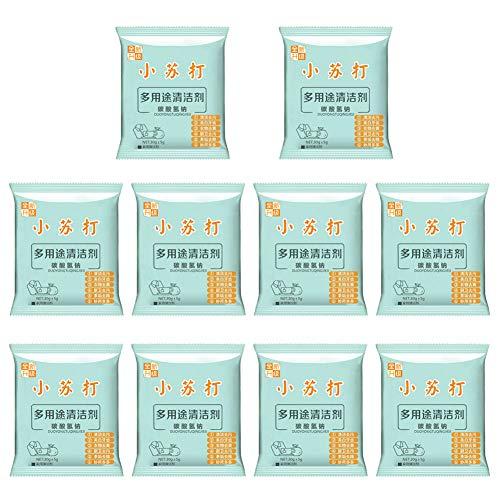 MongKok Food Grade Baking Soda Powder Multi-Purpose Desinfecterende poeder, keuken badkamer Cleaner