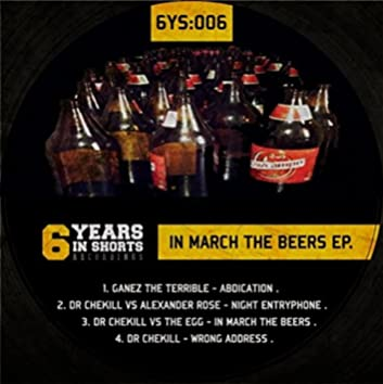 In March The Beers