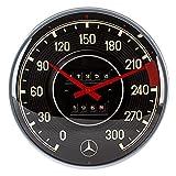 Nostalgic-Art Retro Wanduhr Mercedes-Benz – Tacho –