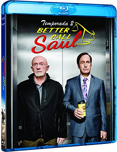 Better Call Saul - Temporada 2(BD) [Blu-ray]