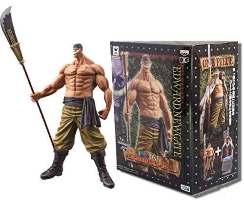 Banpresto - Figurine One Piece - Edward Newgate DXF The Grandline Men Spécial - 4983164495720