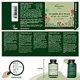 Zoom IMG-1 vitamina b12 1000 mcg vegavero
