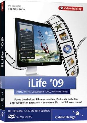 iLife '09 - Das Video-Training auf DVD [import allemand]