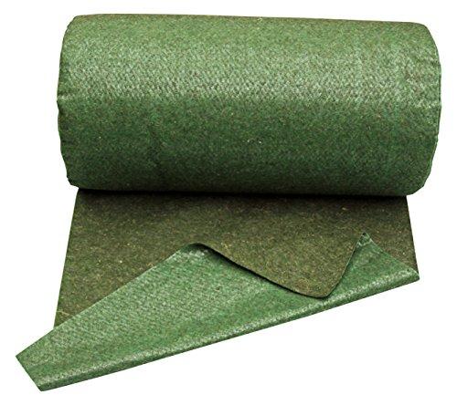 Supamoss Eco-roll-24–100 61 cm de Large x 30,5 m de Long Mini Rouleau – Vert