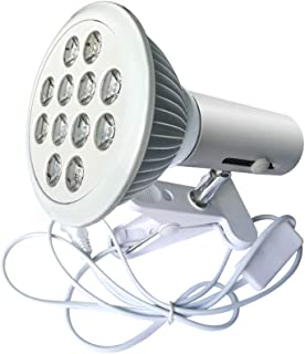 LED Infrared Red Light Therapy Lamp Skin Care Tools Regeneration Tighten Anti-Wrinkle Facial Care Beauty Machine Therapy Bulbs (Small)