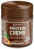 IronMaxx Protein Creme Low Carb Schokoladenaufstrich, Geschmack Kakao, 250 g (1er Pack)