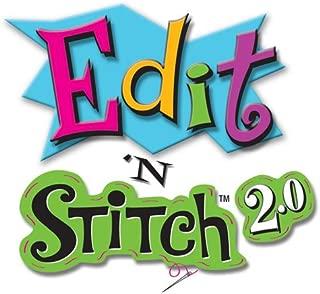 Edit 'N Stitch Version 2 By Amazing Designs- Machine Embroidery Software