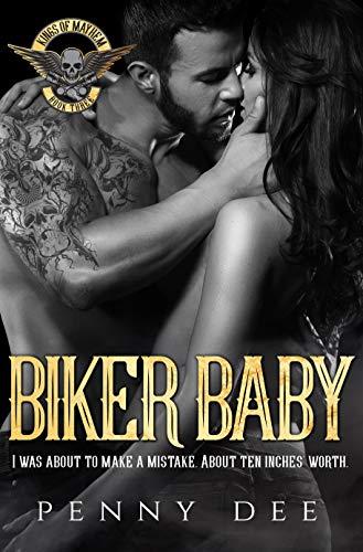 Biker Baby (The Kings of Mayhem Book 3)