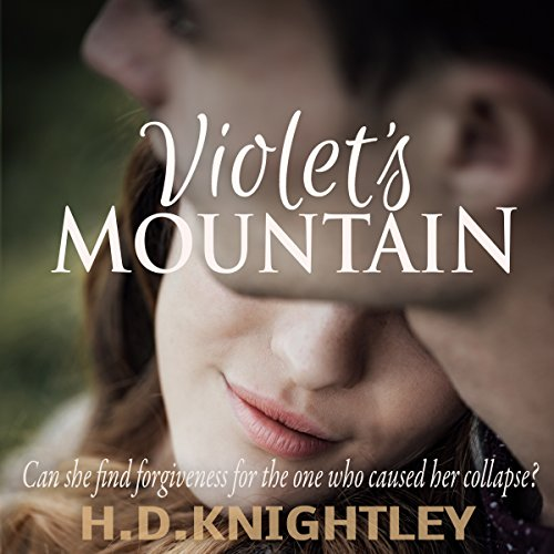 Violet's Mountain audiobook cover art