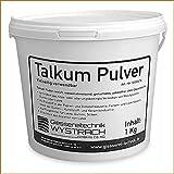 GTW Talkum Puder 1kg Eimer