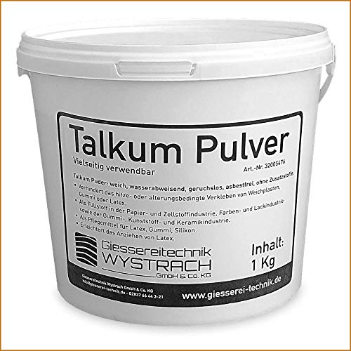 GTW Talkum Puder 1kg Dose