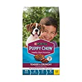 Purina Puppy Chow High Protein Dry Puppy Food,...