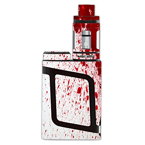 Skin Decal Vinyl Wrap for Smok AL85 Alien Baby Kit Vape stickers skins cover/Blood Splatter Dexter