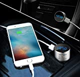 Zoom IMG-2 tecknet bluetooth fm transmitter wireless