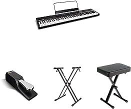Alesis Recital 88-Key Beginner Digital Piano with Full-Size