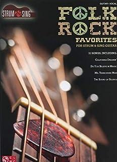 Folk Rock Favourites Strum & Sin