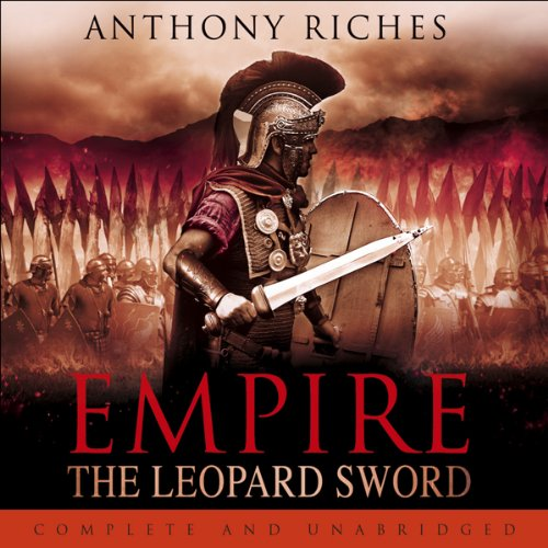 Leopard Sword: Empire IV cover art