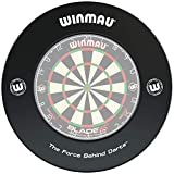 New Winmau Dart Board Surrounds (Black)