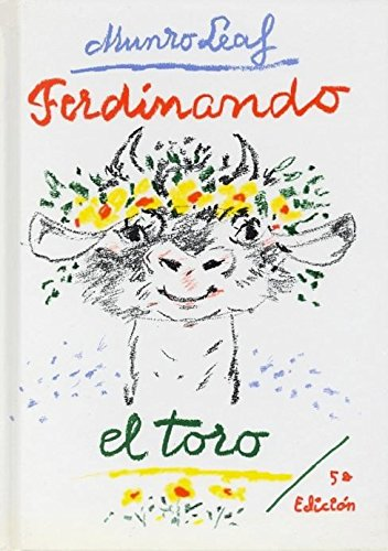 Ferdinando El Toro 5ᆭ Ed (Rosa y manzana)