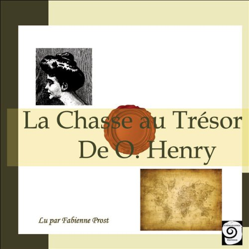 La Chasse au trésor cover art