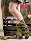 Norwegian Rose Socks: E-Pattern from Toe-Up Socks for Every Body (Potter Craft ePatterns) (English Edition)
