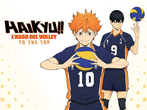 Haikyu! L'asso del volley