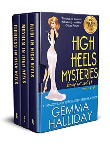 High Heels Mysteries Boxed Set Vol. II