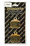 Accossato Pastiglia freno AGPA42ST, DUCATI  749 R (RAD. CAL), 748 (2004)