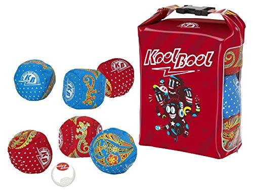 KoolBool, freestyle petanque avec des boules souples - Spot