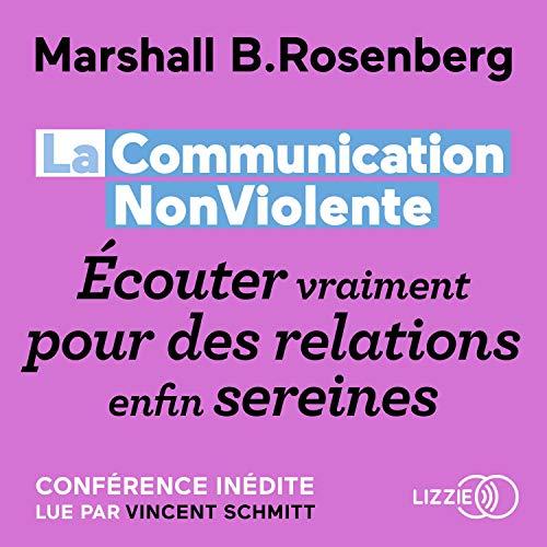 Couverture de La Communication NonViolente