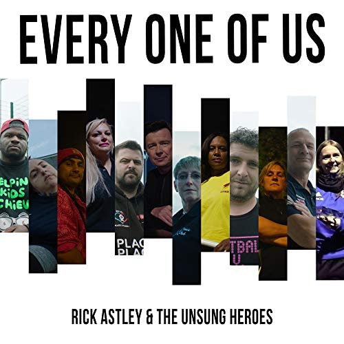 Rick Astley & The Unsung Heroes