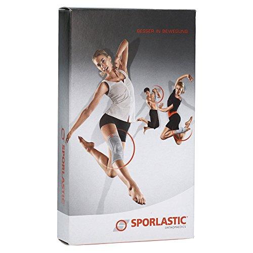 Sporlastic GmbH Calcalastic Fersenkissen transparent Gr. 2, Fersenschutz