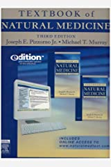 Textbook of Natural Medicine e-dition: Text with Continually Updated Online Reference, 2-Volume Set Copertina rigida