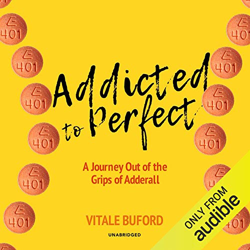 Addicted to Perfect audiobook cover art