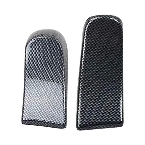 Rumors Compatible con Beetle 2003 – 2010 con volante a la izquierda 2 piezas ABS para salpicadero de coche, cubierta de moldeo