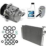 Saturn Vue A/C Compressor Clutches & Components - New A/C Compressor and Component Kit KT 4748A - Captiva Sport Vue