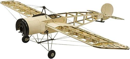 Goolsky S2001 Balsaholz RC Flugzeug Fokker-E Flugzeug KIT Version DIY Fliegen Modell