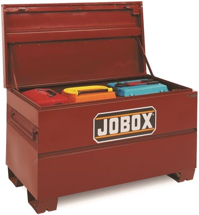 JOBOX New sales 1-654990 Heavy Duty Steel Seattle Mall Chest 48X24X27