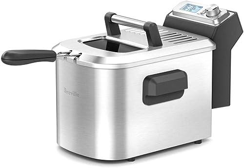 Breville-BDF500XL-Smart-Fryer,-Brushed-Stainless-Steel